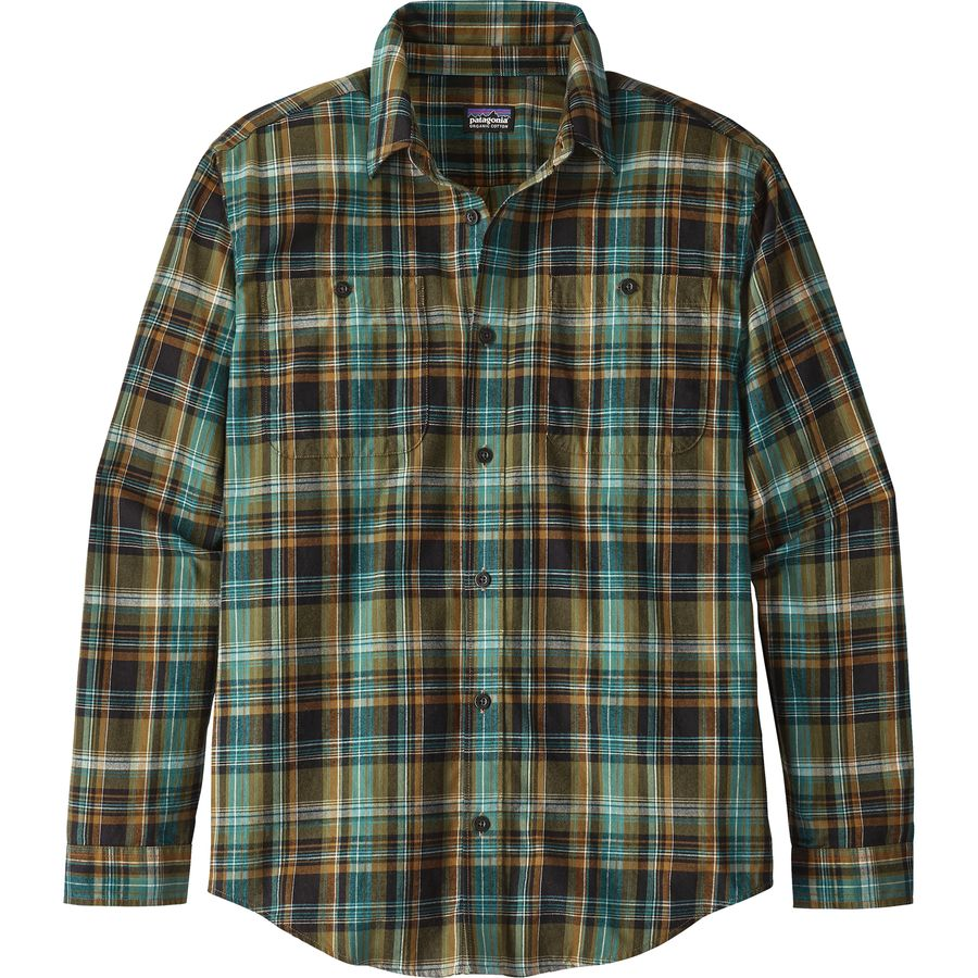 Patagonia Pima Cotton Shirt -  Mens