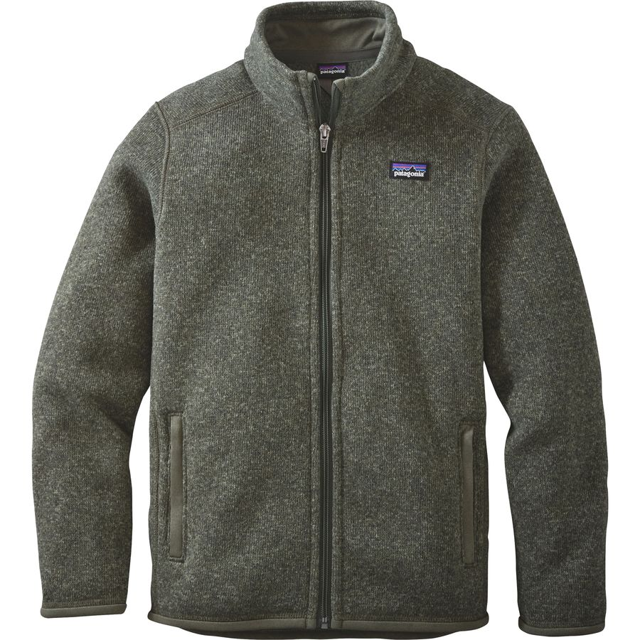 Patagonia Better Sweater Fleece Jacket Boys Up To 70