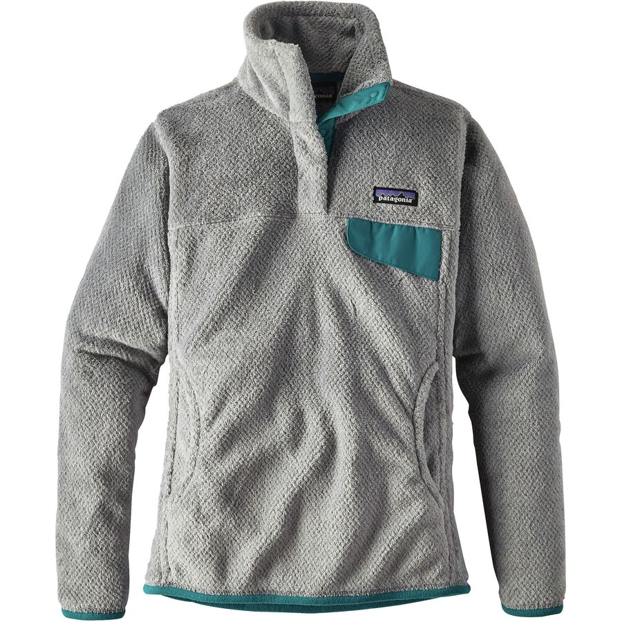 Patagonia Re-Tool Snap-T Fleece Pullover - Women's | Backcountry.com