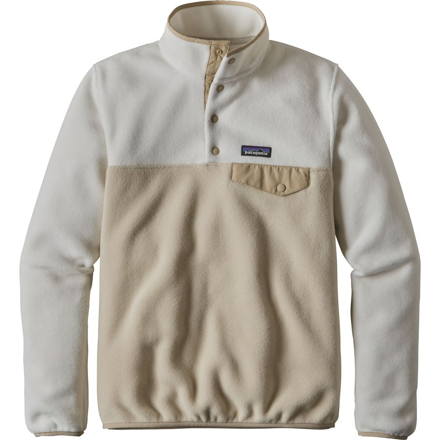 Patagonia Synchilla Lightweight Snap-T Fleece Pullover - Women's ...