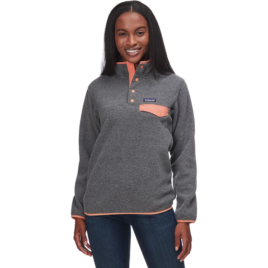 dcbfc5660d Patagonia Synchilla Lightweight Snap-T Fleece Pullover - Women s ...