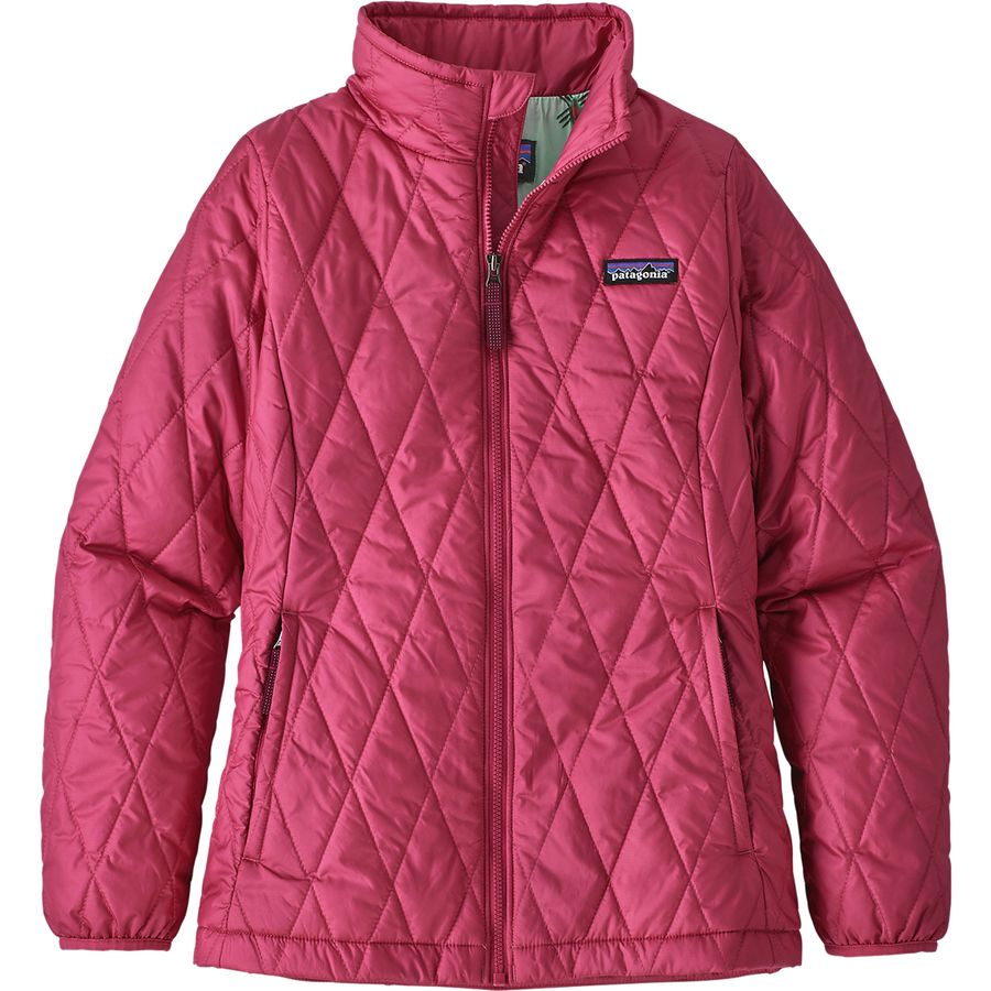 d8e727573d58 Patagonia Nano Puff Jacket - Girls