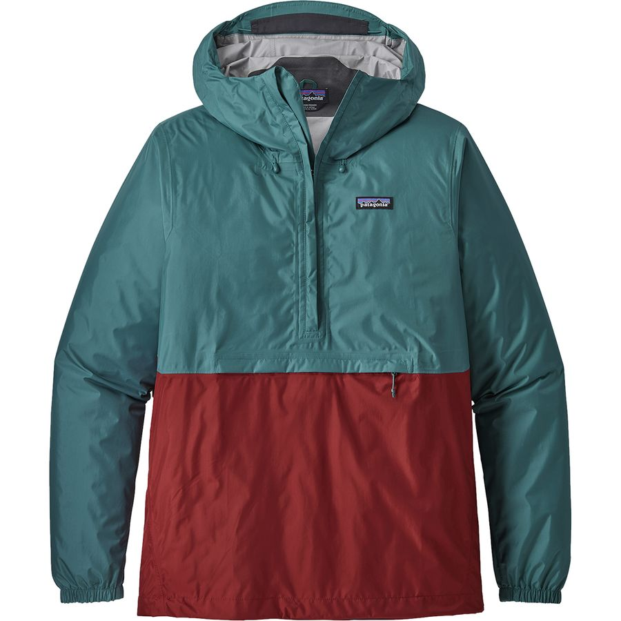 648a6925e427 Patagonia - Torrentshell Pullover Jacket - Men s - Tasmanian Teal