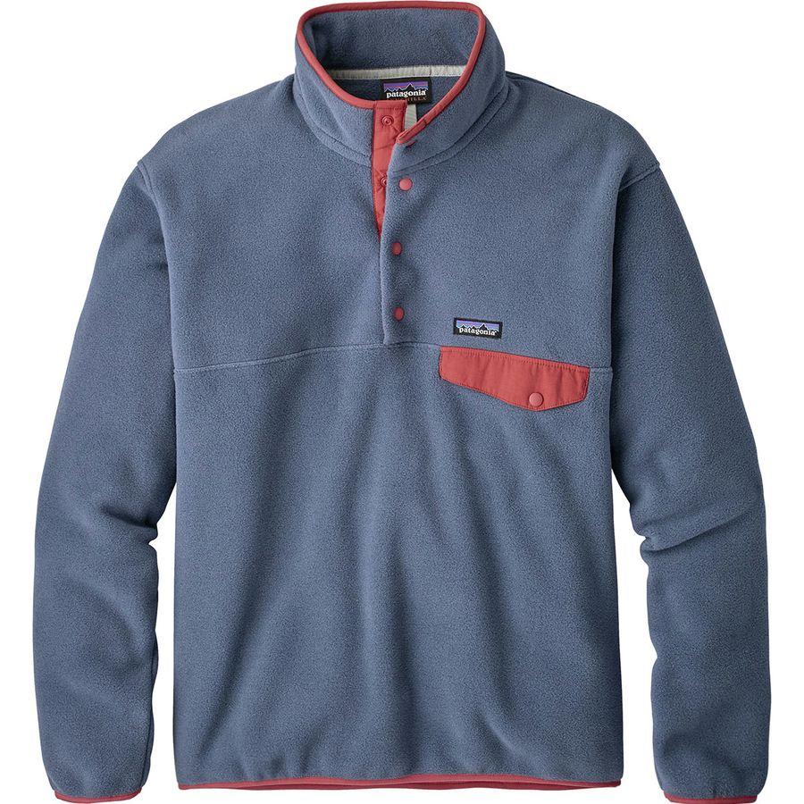 Patagonia Lightweight Synchilla Snap-T Fleece Pullover- Mens