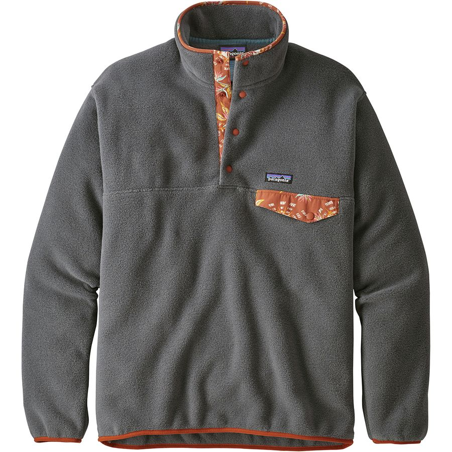 62a9a4068 Patagonia Lightweight Synchilla Snap-T Fleece Pullover - Men's