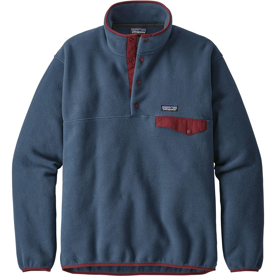 Patagonia - Lightweight Synchilla Snap-T Fleece Pullover- Men s - Stone Blue 45d28dfb9