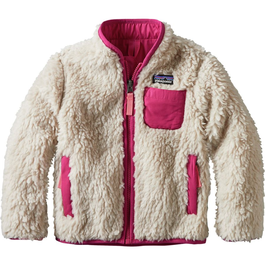 Patagonia Retro X Fleece Jacket Toddler Girls