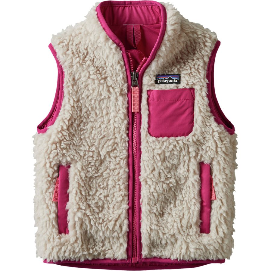 Patagonia Retro X Fleece Vest Toddler Girls