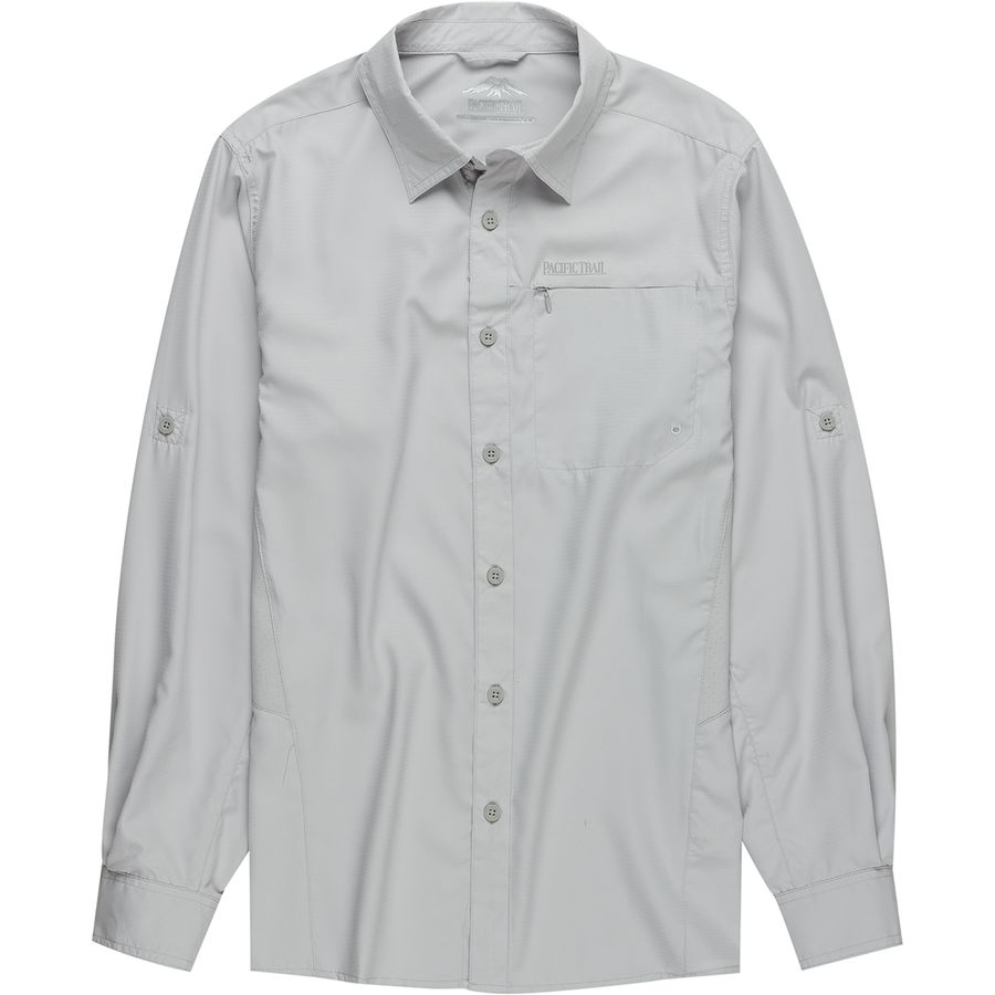Pacific Trail Vented Panel Performance Long Sleeve Shirt