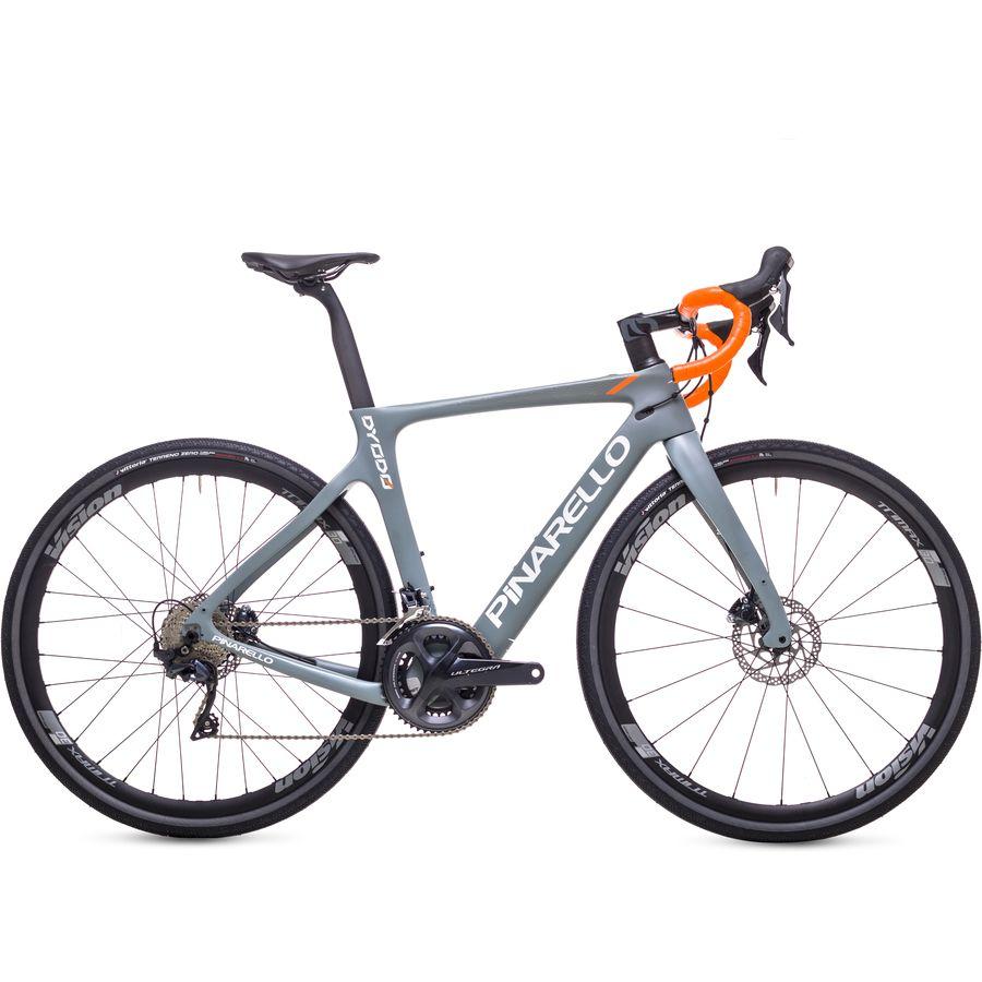 Pinarello - Dyodo Gravel Ultegra E-Bike - Petrol