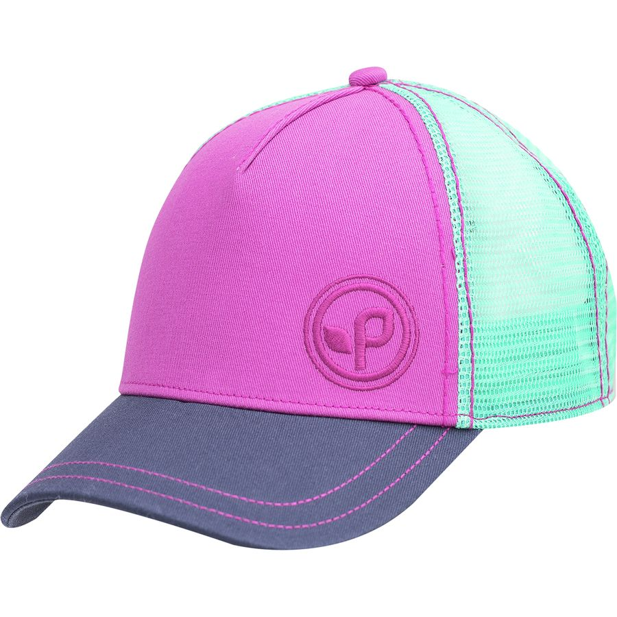 d59464402ae57 Pistil - Buttercup Trucker Hat - Women s - Margenta