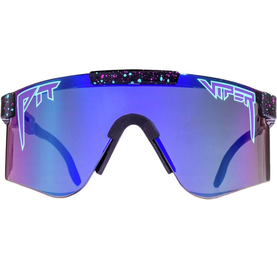 3a2f1c7d622 Pit Viper The Double Wides Polarized Sunglasses