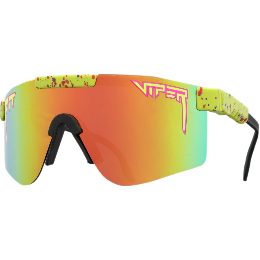 2f6b418016 Pit Viper - The Double Wides Polarized Sunglasses - The 1993 Polarized  Double Wide Polarized
