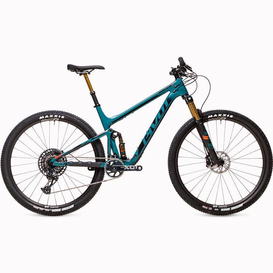 Pivot - Mach 4 SL Carbon Pro X01 Eagle Mountain Bike - Deep Lake Blue