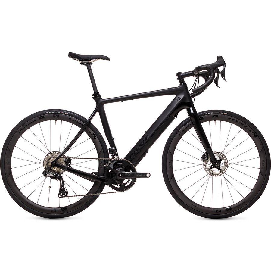 Pivot - eVault GRX Carbon Wheel e-Bike - Black