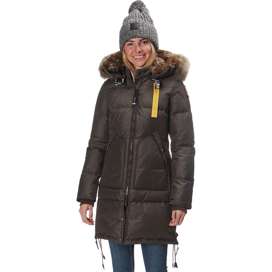 parajumpers women's long bear down coat
