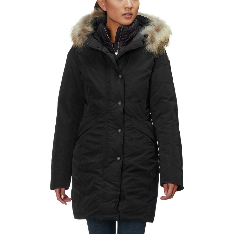 Parajumpers - Angie Down Jacket - Women's - Black