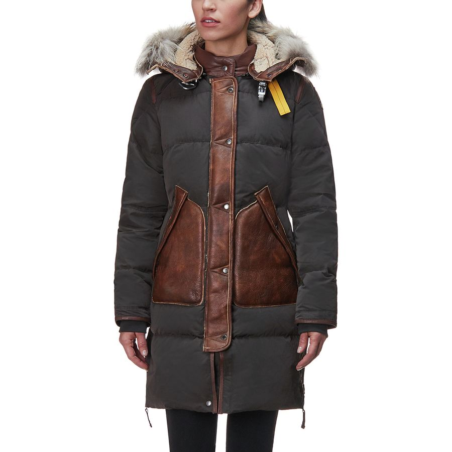 long bear woman parajumpers