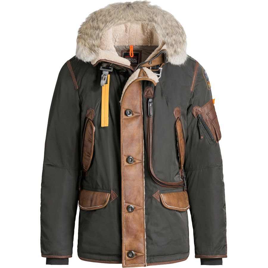 Parajumpers Right Hand Special Down Jacket - Mens