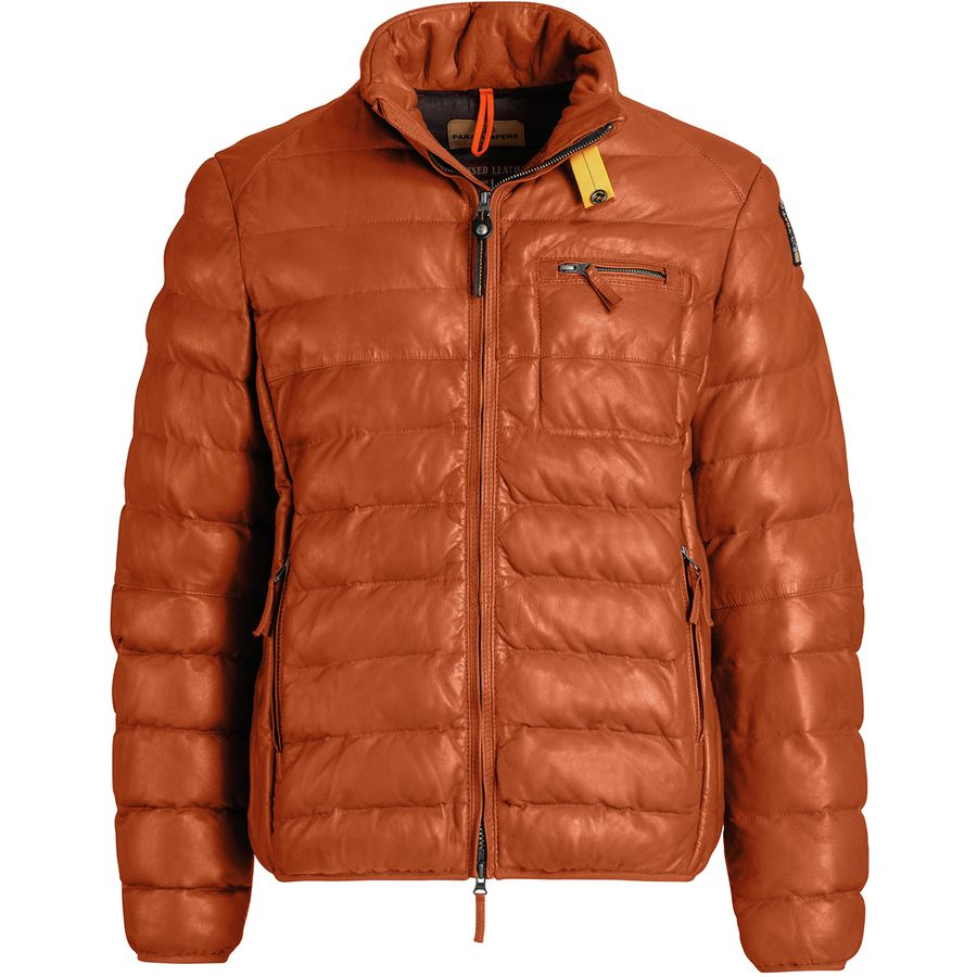 Parajumpers Ernie Leather Jacket Men S Backcountry Com