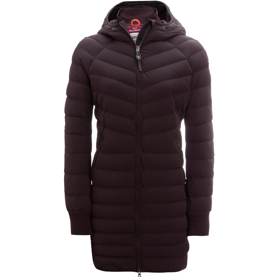 Parajumpers - April Down Jacket - Women's - Dark Brown