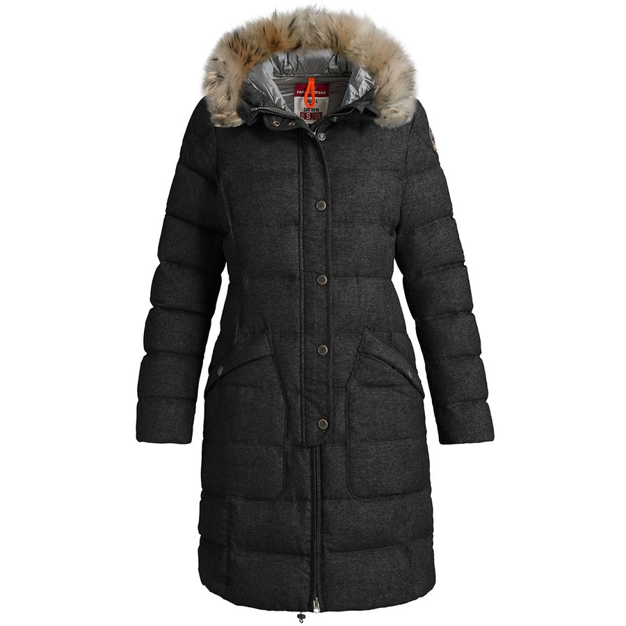 Parajumpers - Columbia Down Parka - Women's - Black Melange