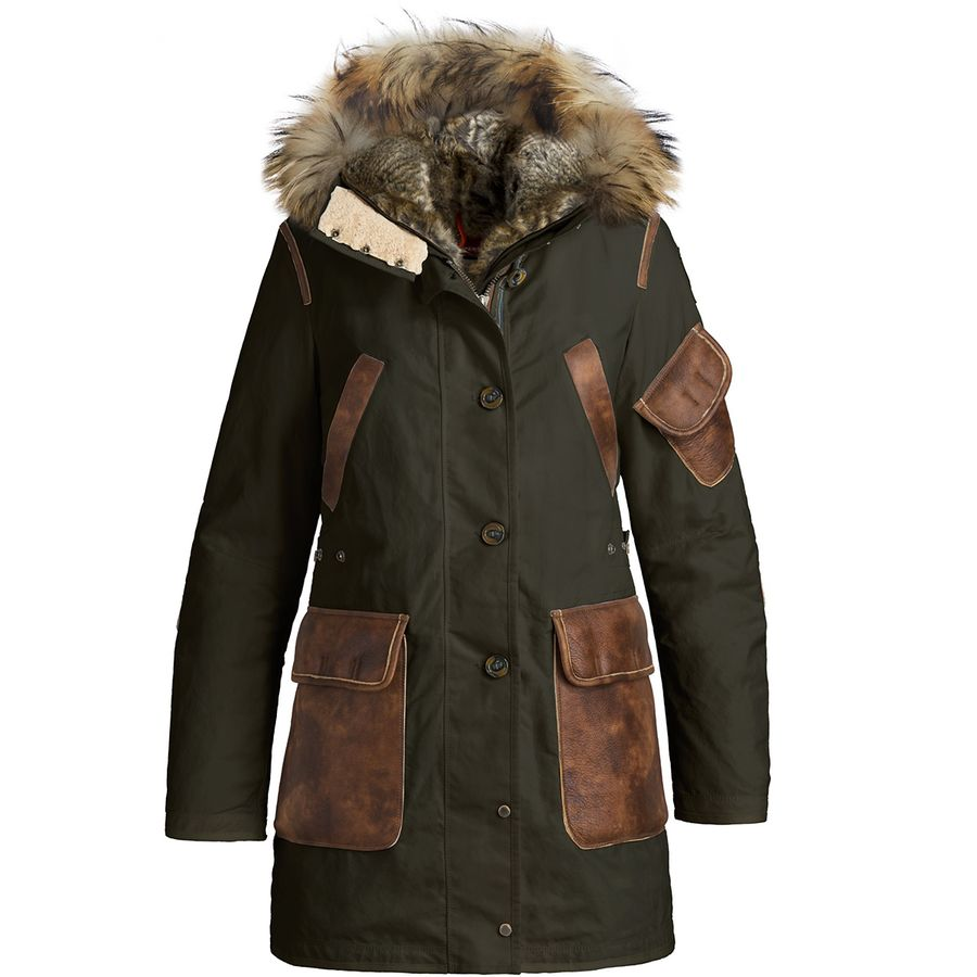 Parajumpers - Nicole Down North West Limited Edition Jacket - Women's - Bush