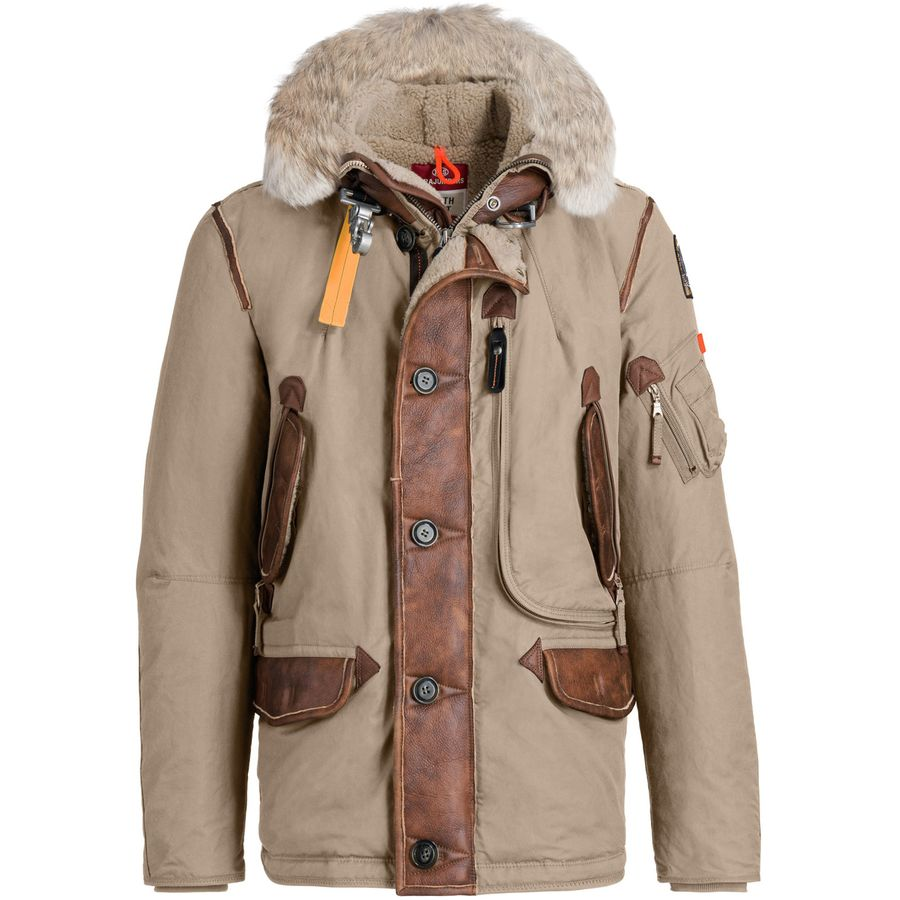 Parajumpers - Forrest Down Jacket - Men's - Cappuccino