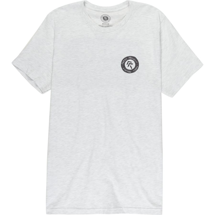 Parks Project Joshua Tree Sun Truck T-Shirt - Mens