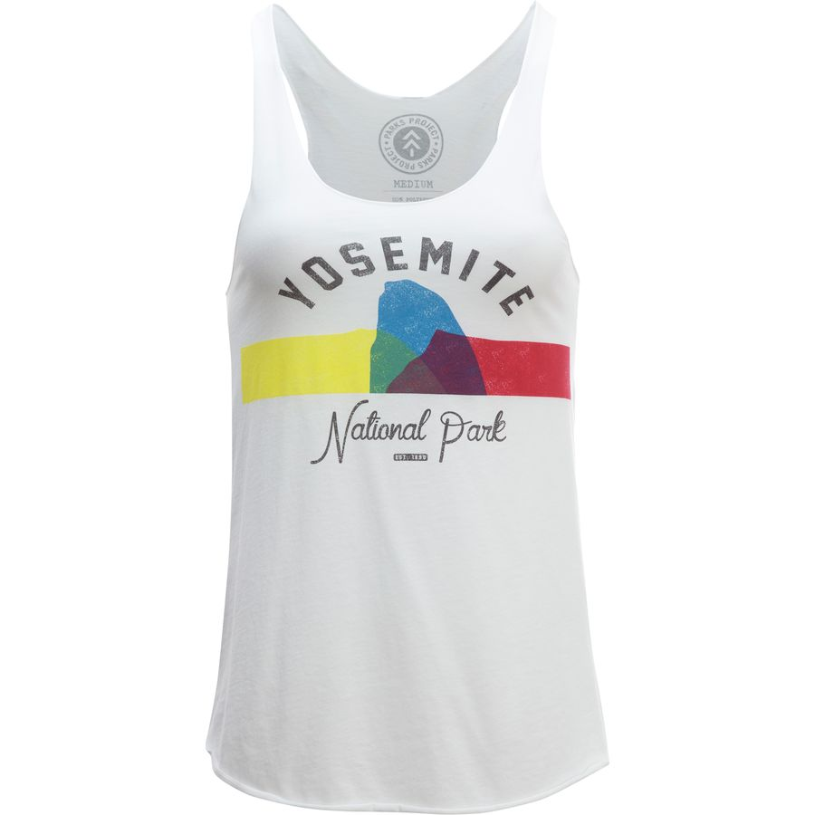 Parks Project Yosemite Color Block Racerback Tank Top - Womens