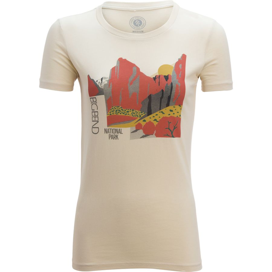 Parks Project Big Bend Watershed T-Shirt - Short-Sleeve - Womens