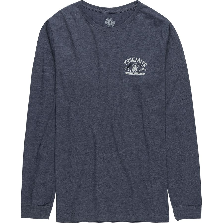 Parks Project Yosemite Valleyview Long-Sleeve T-Shirt - Mens