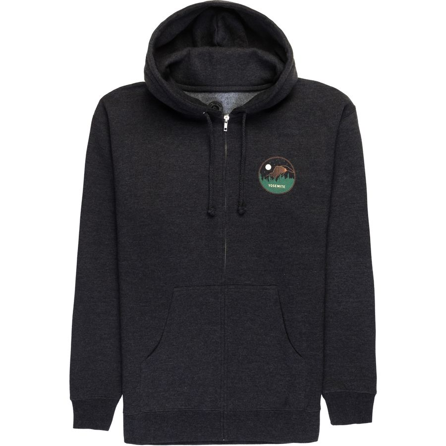 Parks Project Yosemite Mod Dome Full-Zip Hoodie - Mens