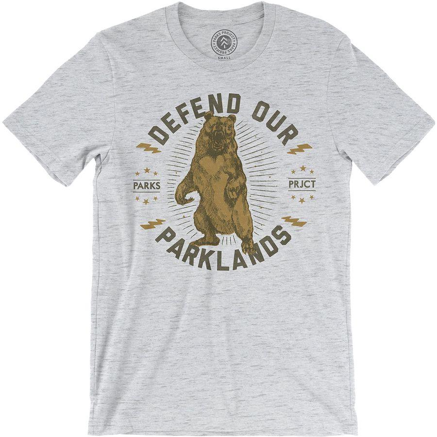 Parks Project Defend Our Parklands Short-Sleeve T-Shirt - Mens