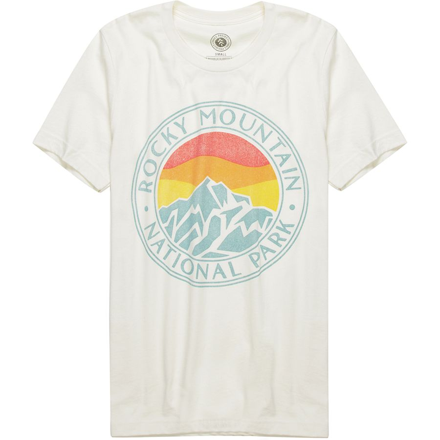 Parks Project Rocky Mountain Ice Short-Sleeve T-Shirt - Mens