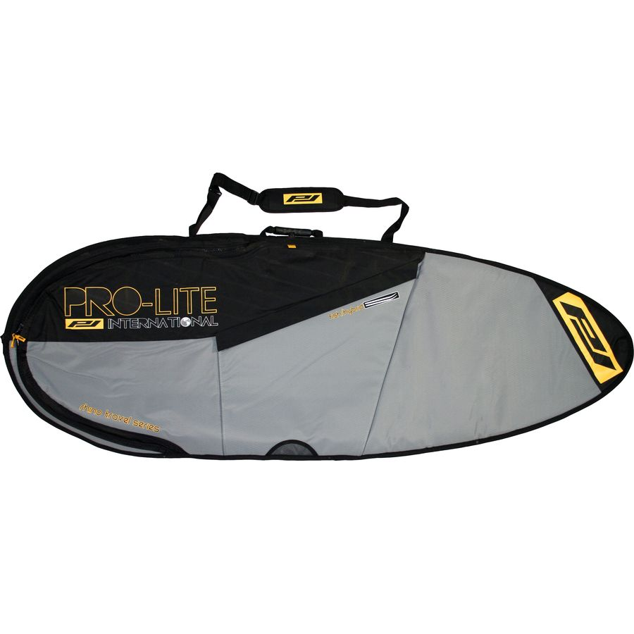 Pro Lite Rhino Double Travel Surfboard Bag Fish One Color