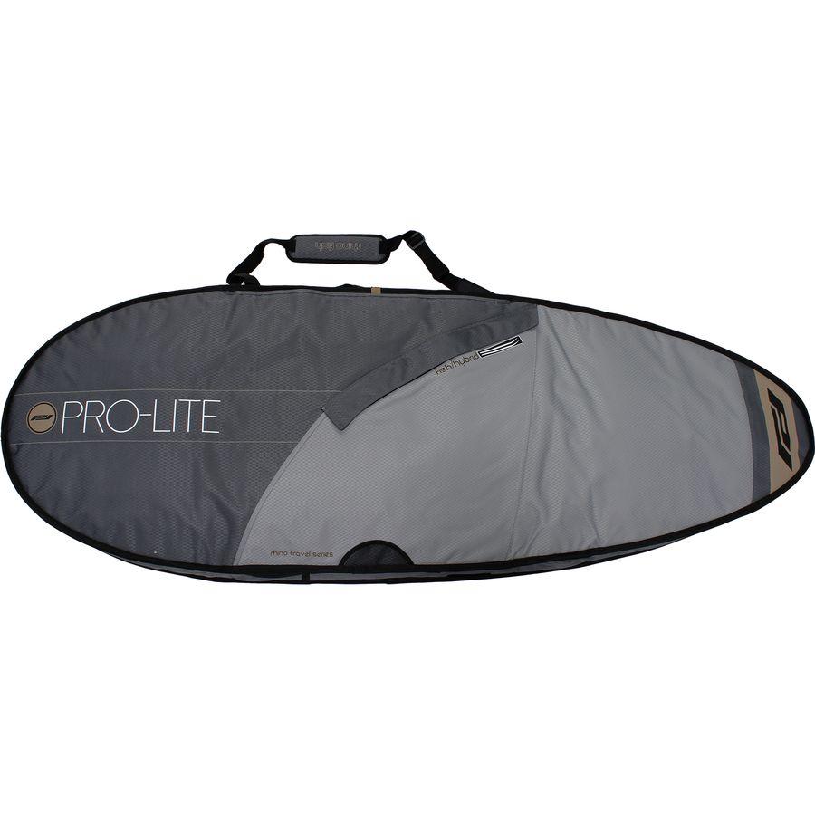 Pro Lite Rhino Single Double Travel Surfboard Bag Fish