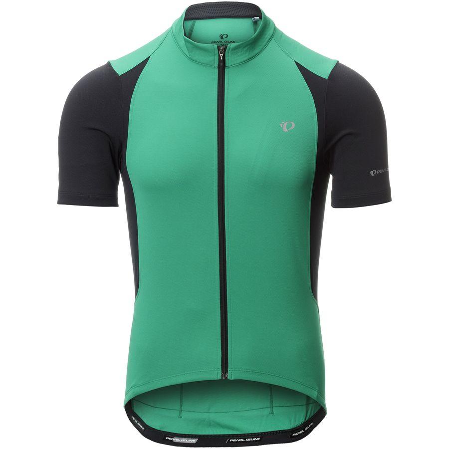 9e51ccdd7 Pearl Izumi - Select Pursuit Jersey - Short-Sleeve - Men s - Pepper Green