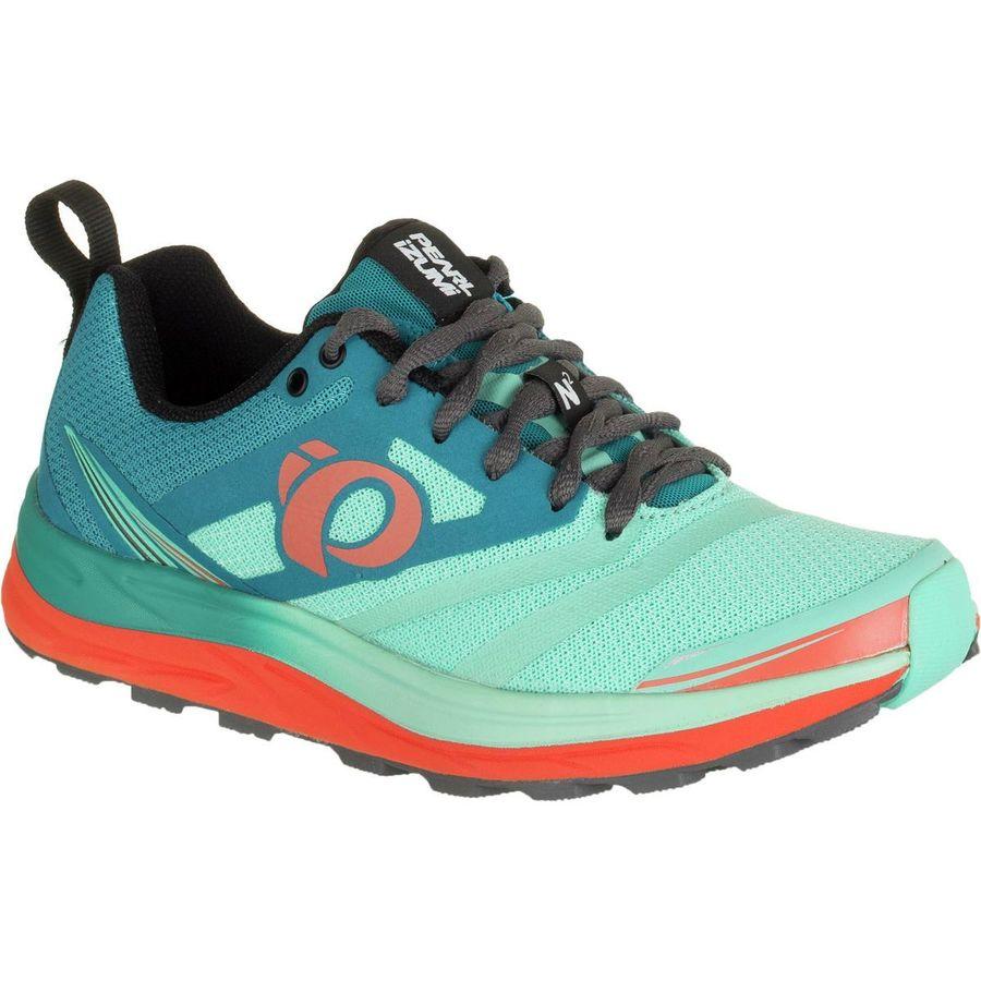 Pearl Izumi Em Trail N V Trail Running Shoes Women S