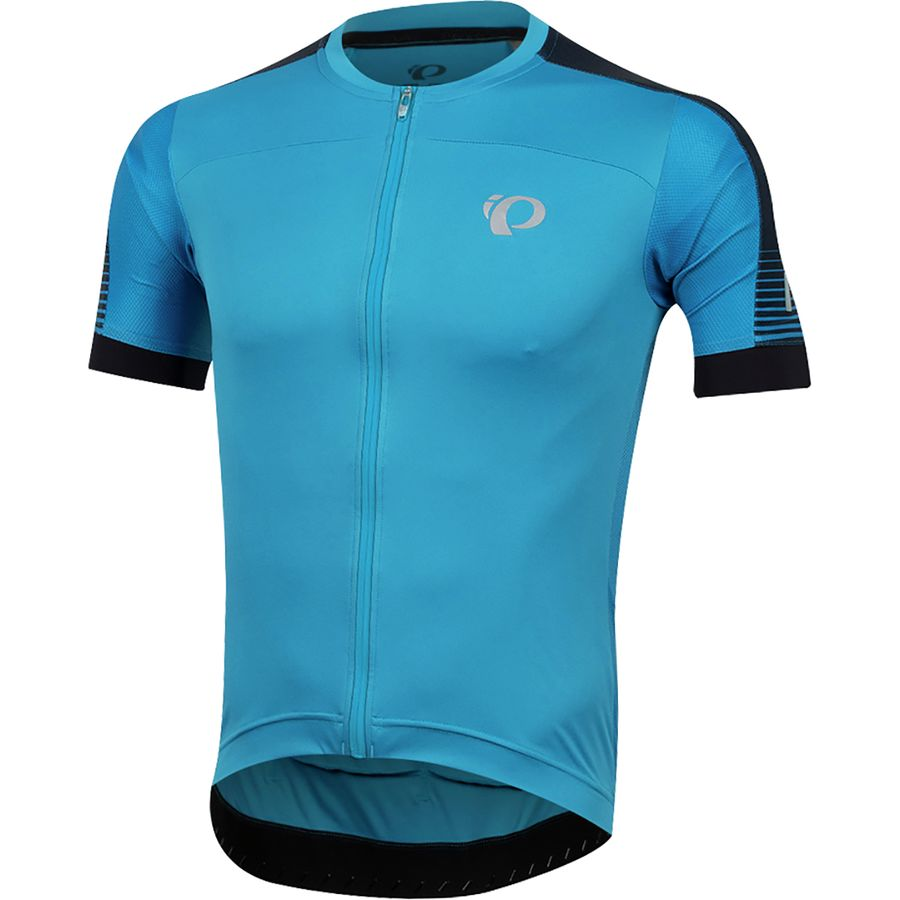 bb7849353 Pearl Izumi - ELITE Pursuit Speed Jersey - Men s - Atomic Blue Diffuse