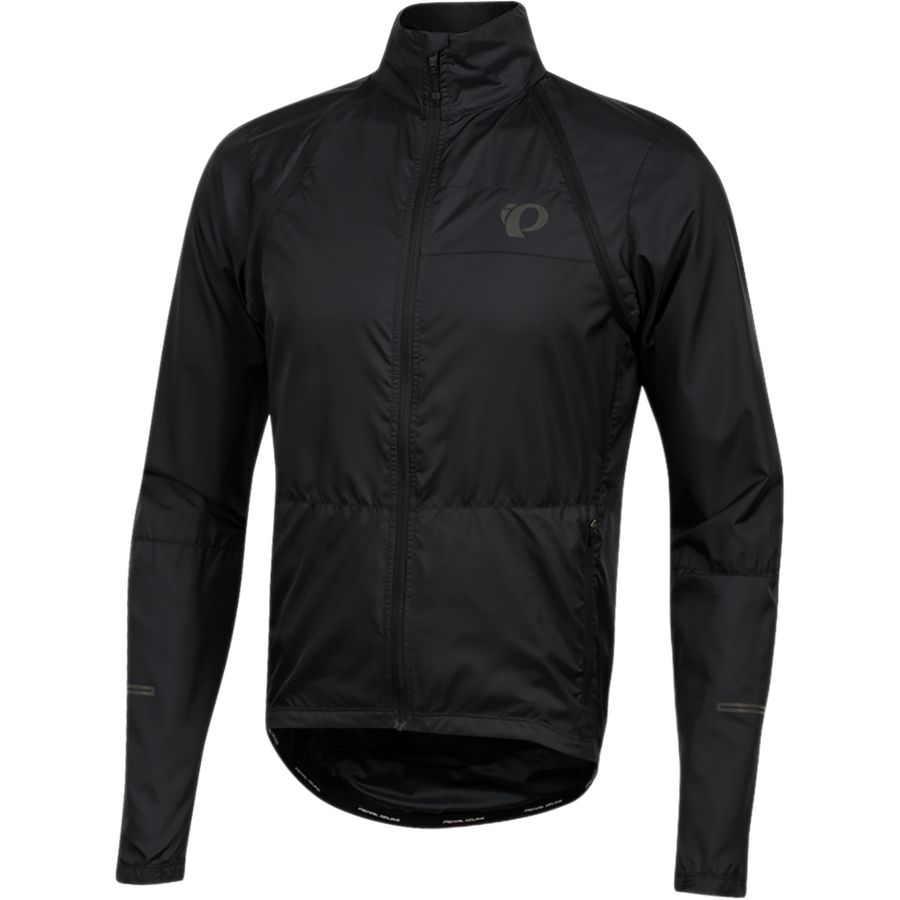 Pearl Izumi - ELITE Escape Barrier Convertible Jacket - Men s - Black 1fdcd07cf