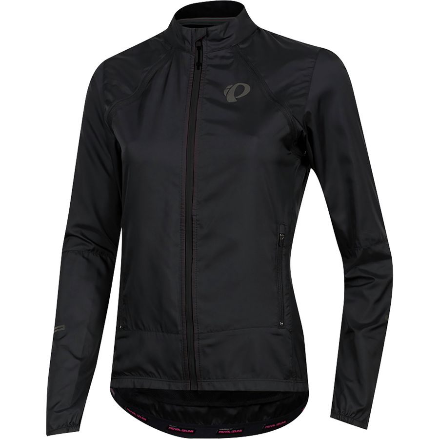Pearl Izumi - ELITE Barrier Convertible Jacket - Women s - Black ab099a512