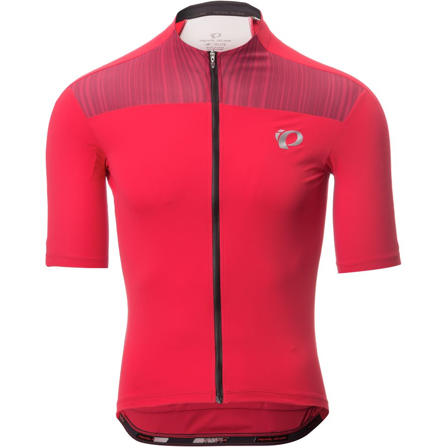 ac8593cd89ac Pearl Izumi - ELITE Pursuit Jersey - Short-Sleeve - Men s - True Red