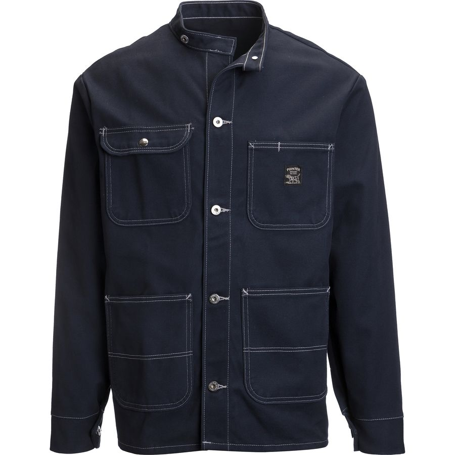Pointer Brand Banded Collar Jacket - Mens