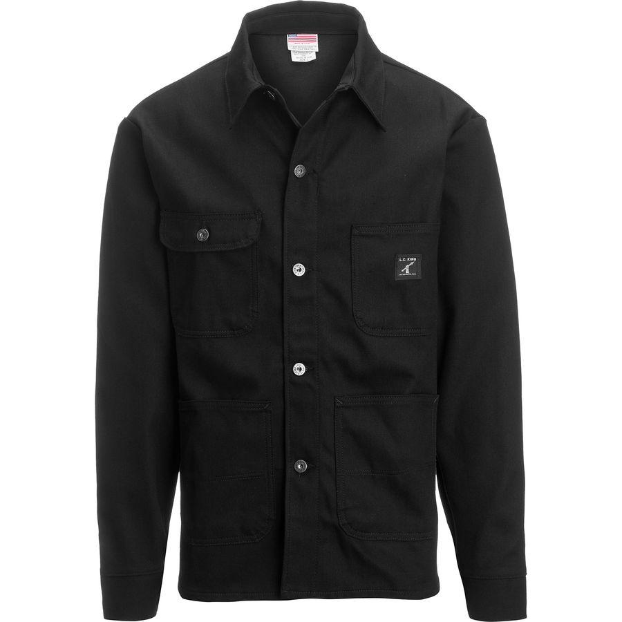 Pointer Brand Black Duck Chore Coat - Mens