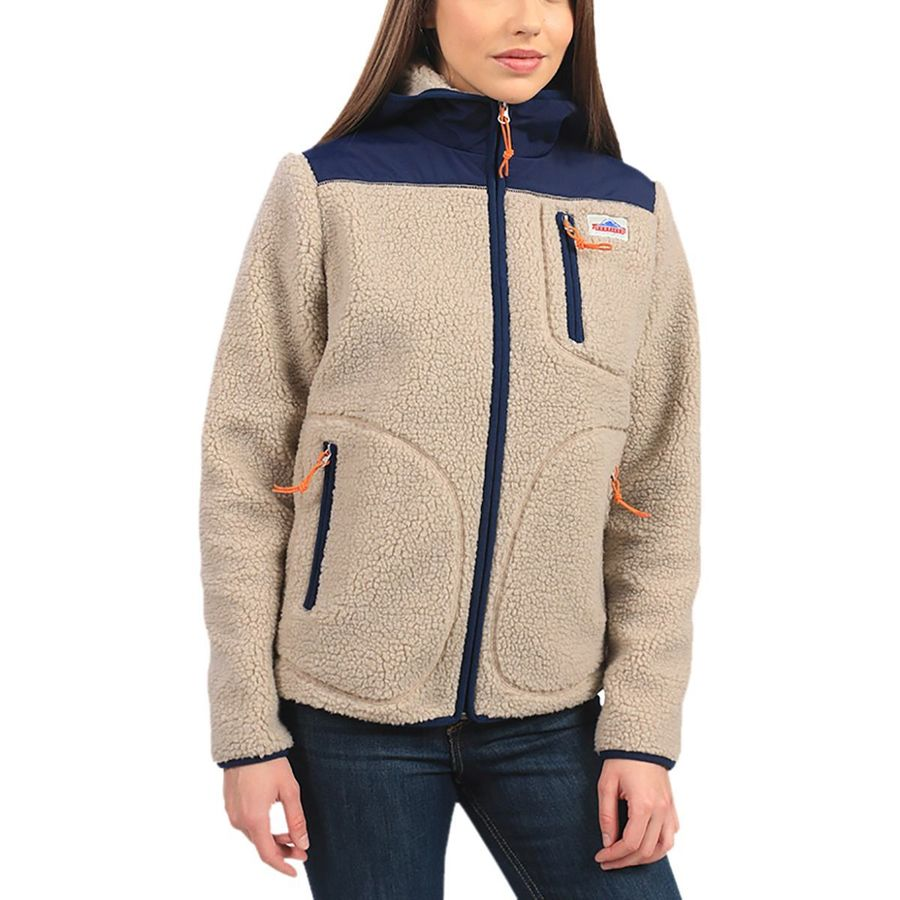 Penfield Carson Fleece Jacket - Women's | Backcountry.com
