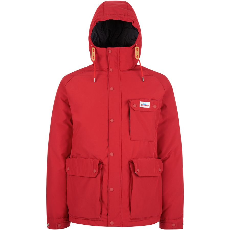 Penfield Apex Down Insulated Parka Jacket - Mens
