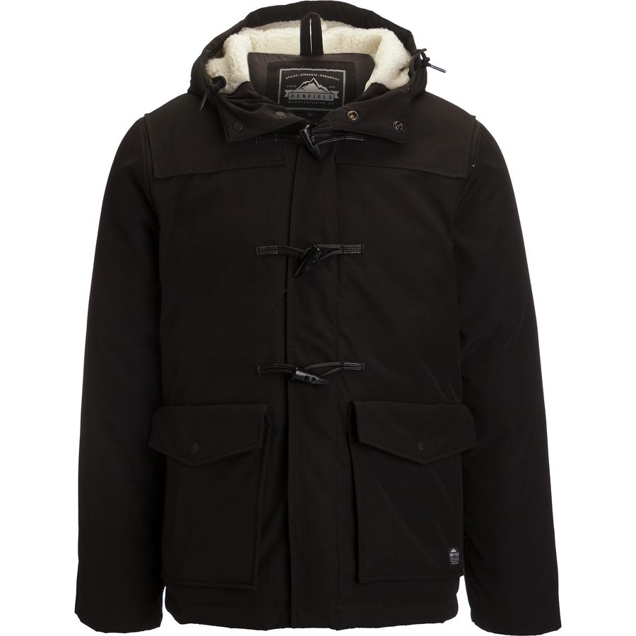 Penfield Milton Down Insulated Duffle Jacket - Men's | Backcountry.com