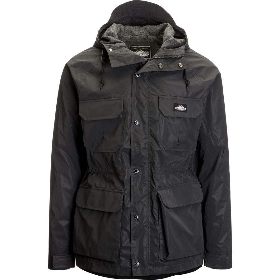 Penfield Kasson Reflective Hooded Mountain Parka - Mens