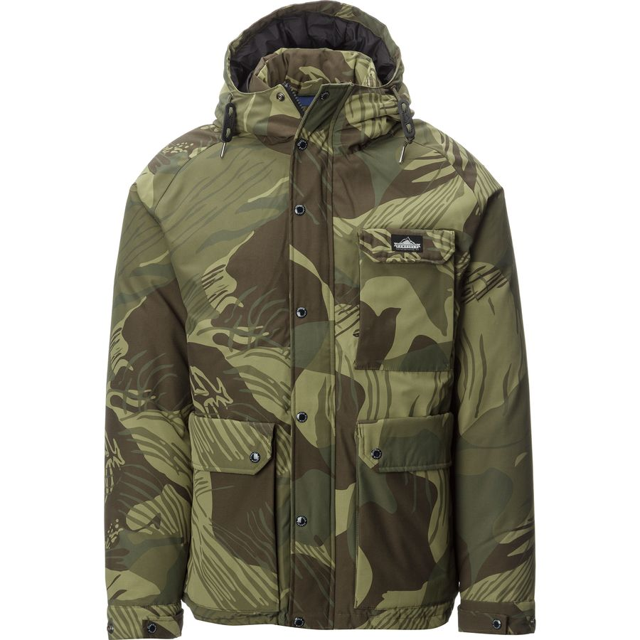 Penfield Apex Camo Down Insulated Parka Men S